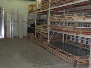 Pièces de remorque pour portes d'acier inoxydable ou d'aluminium