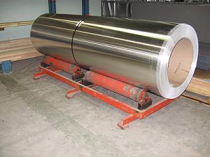 Pièces de remorque pour toiture d'aluminium à couper selon la longueur désirée